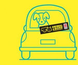 stickers personnalisé au nom de votre animal