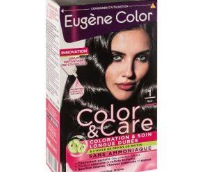 Testez gratuitement la coloration Color & Care d'Eugène Color