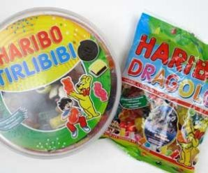 Recevez gratuitement 1 kilo de bonbons Haribo