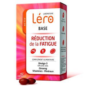 Réduction fatigue