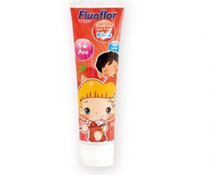 Testez gratuitement le dentifrice enfant Fluoflor