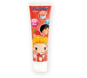 dentifrice enfant Fluoflor