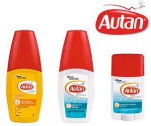 Recevez gratuitement un échantillon de l'anti-moustiques Autan