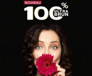 Testez gratuitement la coloration permanente Garnier 100% brun