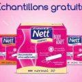 Recevez gratuitement un échantillon Nett Compact