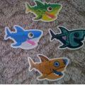 Recevez gratuitement des autocollants requins !