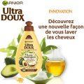 Testez gratuitement le Low Shampoo de Garnier