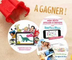 Recevez gratuitement des coloriages et magazines pour enfants