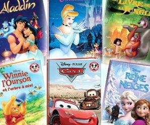 Recevez gratuitement 6 livres Disney