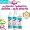 Testez gratuitement la gamme Acticurl Hydraliss
