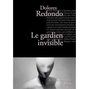 Livre de Dolores Redondo Le Gardien Invisible