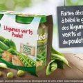 Testez gratuitement le petit pot Bledina poulet haricots verts