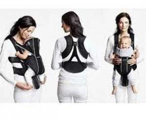 Testez gratuitement le porte-bébé One Air de BabyBjörn