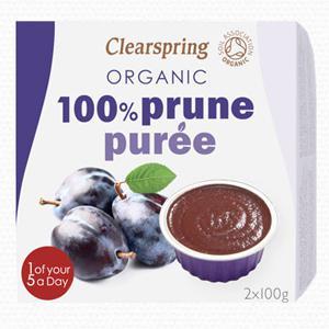la purée de fruits à la prune Clearsping