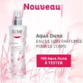 Testez gratuitement l'eau parfumée Aqua Duna de Eclaé