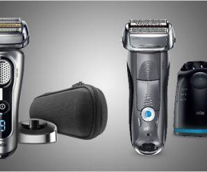 Testez gratuitement des rasoirs haut de gamme Series 7 et Series 9 de Braun