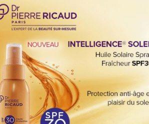 Testez gratuitement l'huile solaire Pierre Ricaud
