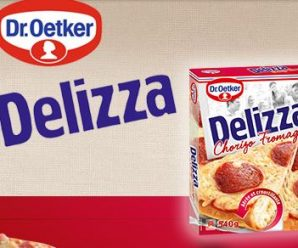 Testez gratuitement la pizza Delizza de Dr Oetker