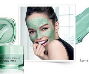 Testez gratuitement le masque purifiant à l'argile de l'Oréal