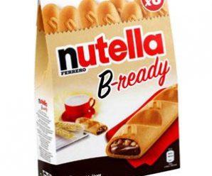 Testez gratuitement le Nutella B-Ready