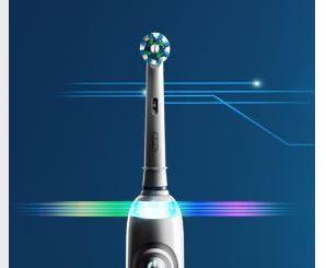 Testez gratuitement la brosse à dents électrique Oral B