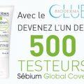 Testez gratuitement le soin Sébium Global Cover de Bioderma
