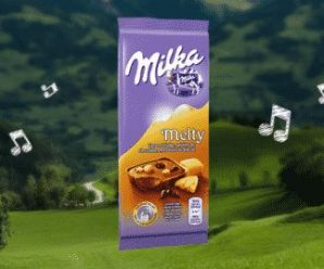 Testez gratuitement le chocolat Melty Caramel de Milka