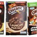 Testez gratuitement les céréales Chocapic Crunchy Muesli