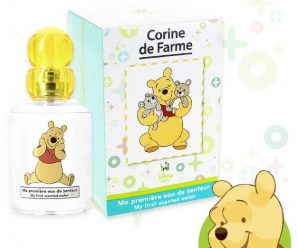Testez gratuitement le parfum Winnie l'Ourson