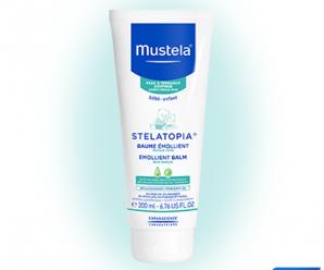 Testez gratuitement le Baume émollient Mustela