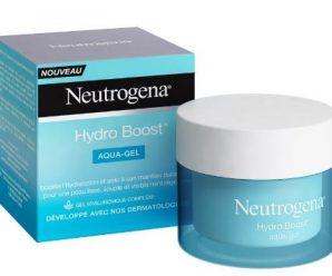 Testez gratuitement la Crème Neutrogena Hydroboost