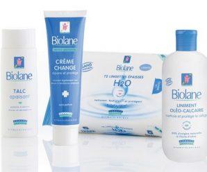 Testez gratuitement les produits pour bébé Biolane