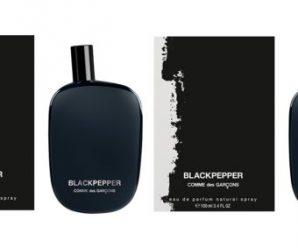 Recevez gratuitement un échantillon de parfum Comme des Garçons Blackpepper