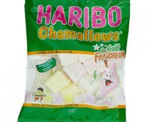 Testez gratuitement les Chamallows de Haribo