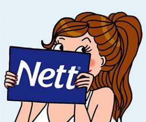 Recevez gratuitement un échantillon Nett avec ou sans applicateur