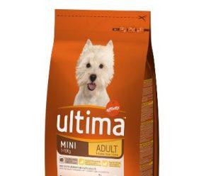 Testez gratuitement les croquettes pour chien Ultima