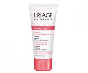 Testez gratuitement la crème Roseliane anti-rougeur Uriage