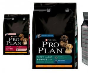 Testez gratuitement les croquettes Pro Plan pour chiens