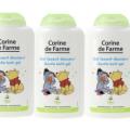 Testez gratuitement l'eau nettoyante Winnie l'Ourson Corine de Farme