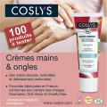 Testez gratuitement le soin onctueux mains et ongles Nutri Confort de Coslys