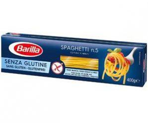 Testez gratuitement les spaghettis sans Gluten Barilla