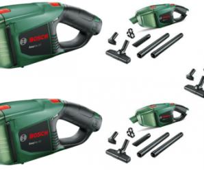 Testez gratuitement l'aspirateur sans fil de Bosch