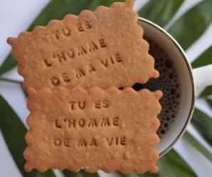 Testez gratuitement les biscuits personnalisés Shanty