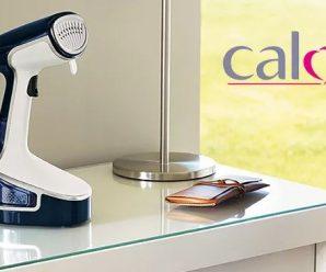 Testez gratuitement le défroisseur vapeur portatif de Calor