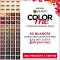 Testez gratuitement la coloration ColorMe de Garnier