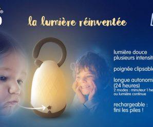 Testez gratuitement la lanterne magique LumiBlo