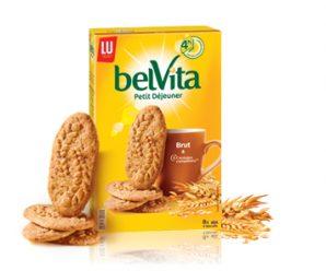Profitez d'une réduction de 1.20€ pour l'achat de 2 paquets de belVita Petit Déjeuner