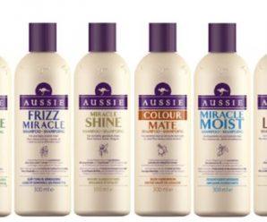 Participez au concours pour remporter un produit Aussie pour cheveux