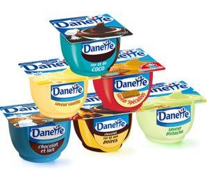 Profitez d'une réduction de 1€ pour l'achat de 3 Danette Crèmes Desserts
