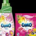 Profitez d'une réduction de 1,90€ pour l'achat de 1 paquet de lessive Omo